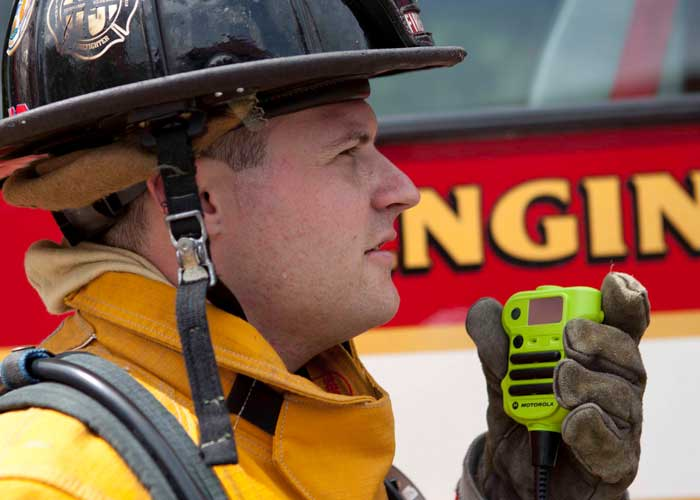 Accessories for Motorola Public Safety Radios