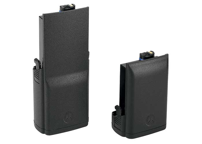 Batteries for Motorola Public Safety Radios